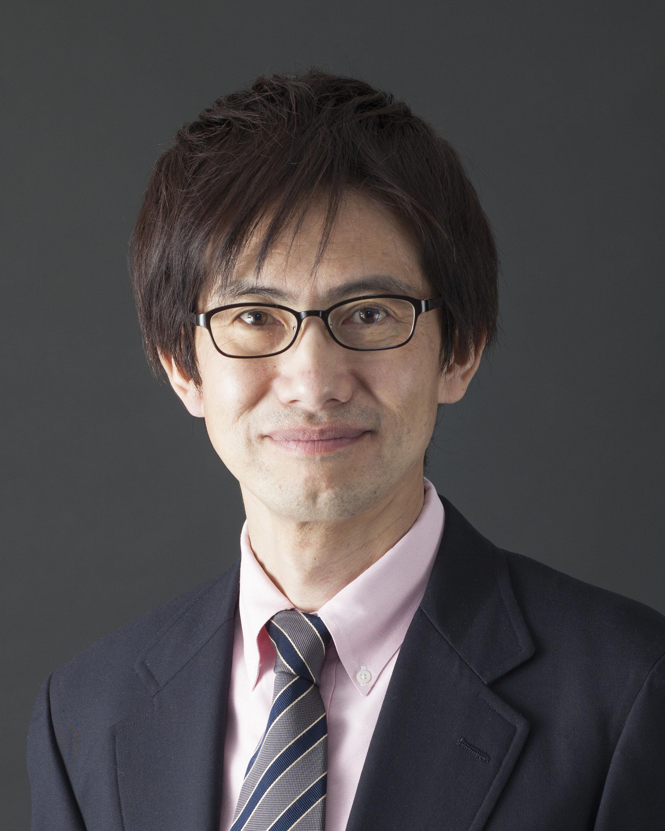 横山順一教授
