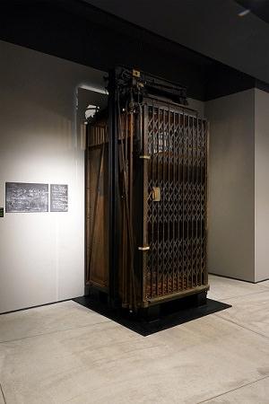 旧1エレベーター